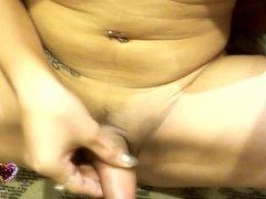 Vitress Tamayo selfie video