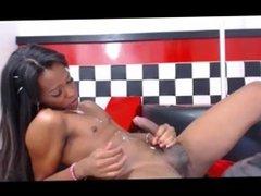 ebony shemale webcam