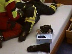 Firefighter vs Woodworker