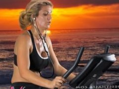 Heartbeat With Nonstop Exercise