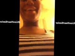 ebony hoes flashing tits on cam