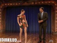 Emma Watson Cute UK Celeb Upskirts and Nipple Slips