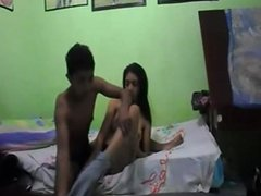Young Indian Couple leaked mms