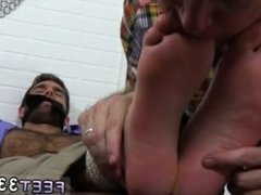 Teens boys gay feet first time Chase LaChance Tied Up, Gagged & Foot