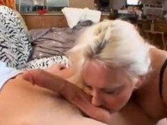 Busty Mom Fucks Daughter's BF