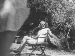 fans of nudism - 1938