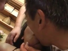 asian tricked by old studs 2