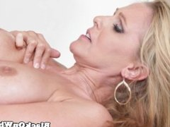 BBC loving mature enjoying interracial sex