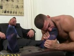 Sissy boy gang banged by football team gay Hugh Hunter Worshiped Until He