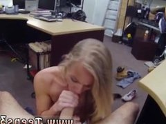 Teen slut facial compilation first time Blonde stupid attempts to sell