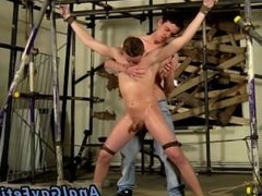 Twink gay boy using penis enlargement tool movie and young boy cum tube