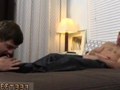 Young teen gays porno movies Hunter Page & Cameron Worship Each Others