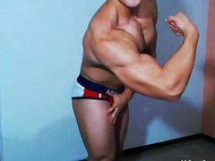 Very Hot Naked Muscle Dance Show