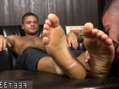 Gay male feet boys first time Tyrell's Sexy Feet Worshiped