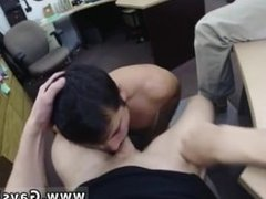 Gay family blowjob Straight boy goes gay for cash he needs