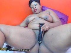 chubby ebony strip and play - www.faptime.top