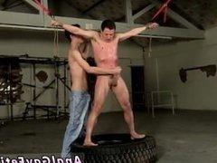 Boy men ass cum bondage movies and gay porn bondage boys full length Big