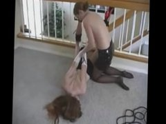 Darby bound and gagged by Natali