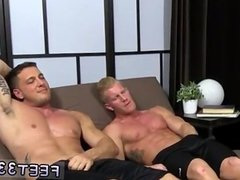 Fisting foot gay Ricky Hypnotized To