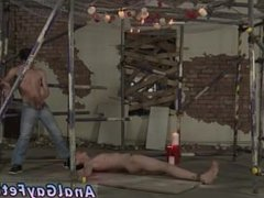 Straight men nude bondage and free gay bondage tube A Sadistic Trap For