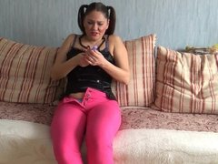 injection suppository enema thick girl