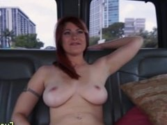 Red head amateur throats