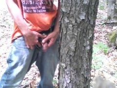 Piss in the wood #5