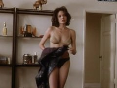 Angelina Jolie - Naked in the Shower, Underwear - Mojave Moon (1996)