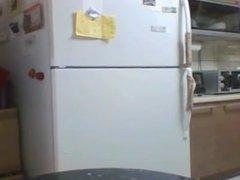 www.faptime.top skype slut miss z playing in kitchen copy