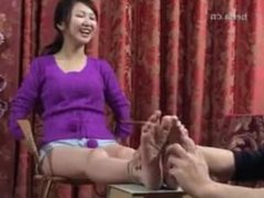 chinese tickle torture