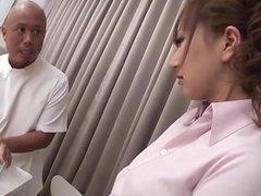 Dashing porn moments for insolent Anna Mizuka
