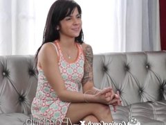 CastingCouch-X - Sadie Pop fucks agent in hopes to make it in porn