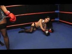 Abigail Mac vs Cali Logan