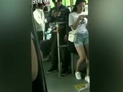 Chinese teenage karate
