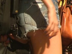 Class Trip to NYC? Not Teen Panty Peek (at end)