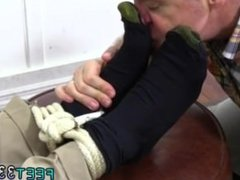 Hot naked young boy dick and feet gay Chase LaChance Tied Up, Gagged &