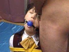 japanese bondage bukkake
