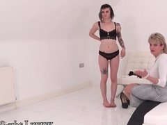 Lady Sonias' niece returns fucks her uncle