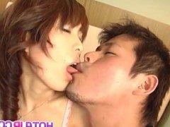 Tasty dick makes Shizuku Natsukawa to moan hard