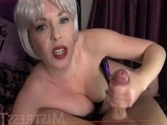 Mistress T Trapped Plaything
