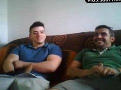 Amador - Irmãos na punheta