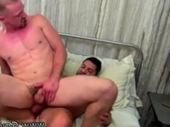 Old gay men kissing and having sex A Fellow Guest Takes Dominics Dick