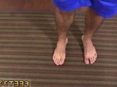Fisting male with foot gay Johnny Hazzard Stomps Ricky Larkin