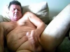 Hot daddy with nice cock