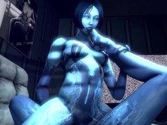 Cortana Lesbian Compilation #3
