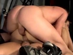 new boy at work double fucked