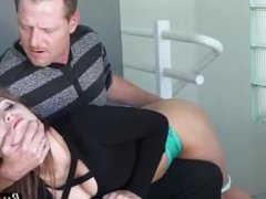 Stepdaughter punished for stealing dad truck HD