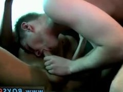 Gay sex movies big dick A Hot Breakdown Rescue!