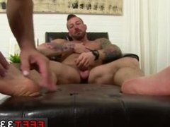 Hot gay twink feet fetish movietures full length Ricky feigns to not