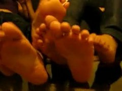 6 french arab girls feet worship